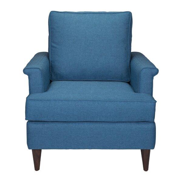 Hendrick Armchair by Modern Rustic Interiors