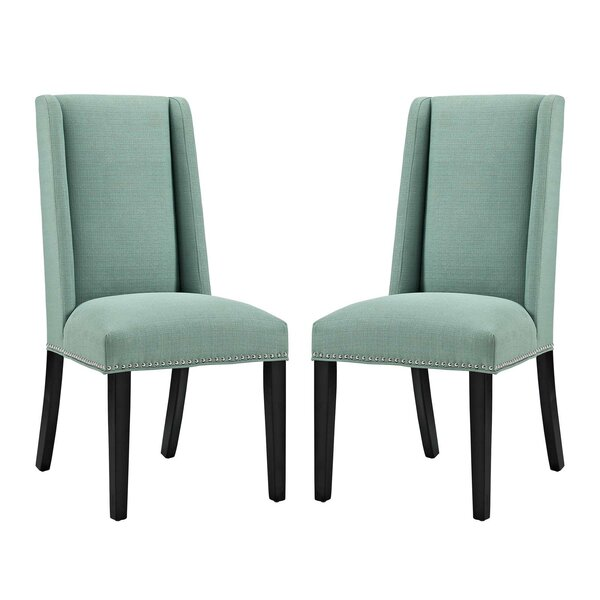 Florinda Parsons Chair (Set of 2) by Darby Home Co