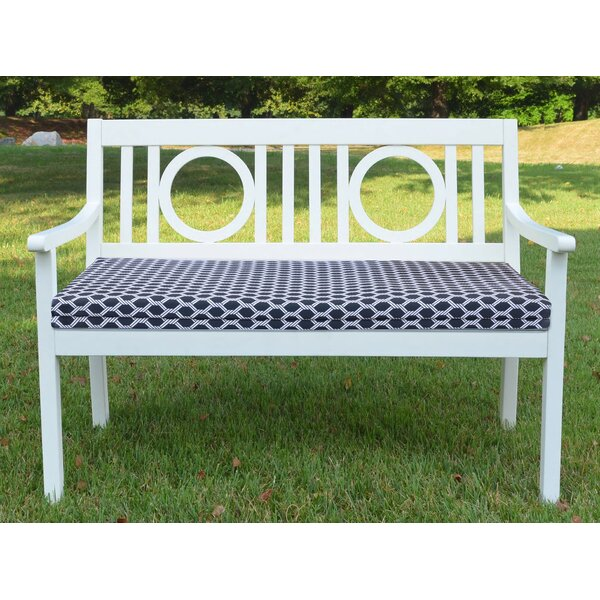 Indoor/Outdoor Bench Cushion by Breakwater Bay