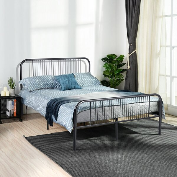 Mcnuity Platform Bed by Harriet Bee