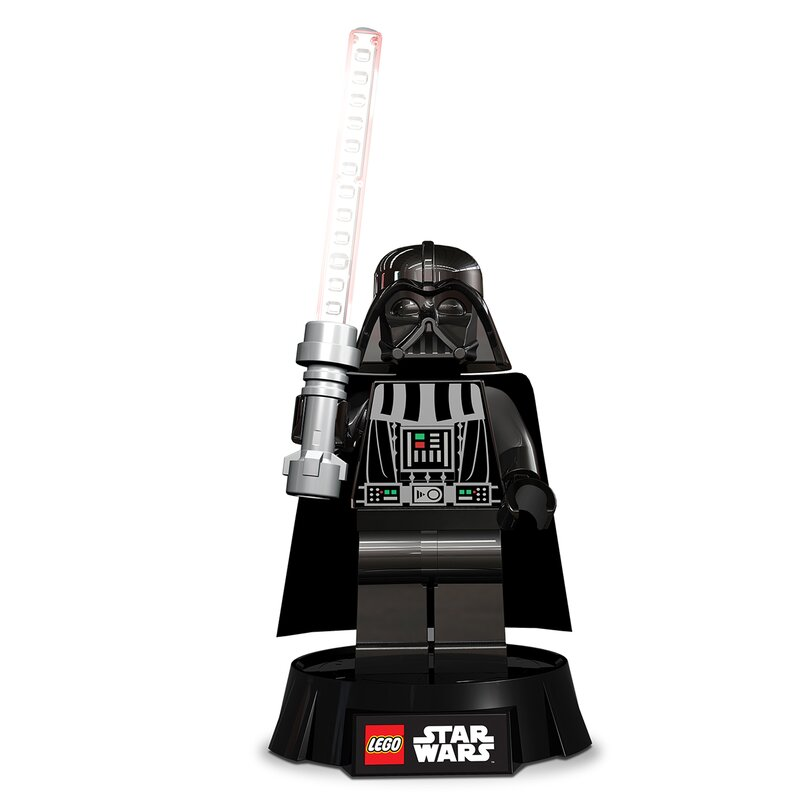 "Lego Star Wars Darth Vader 9.5"" Table Lamp"