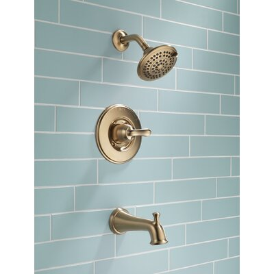 Shower Faucet Tub Bronze photo