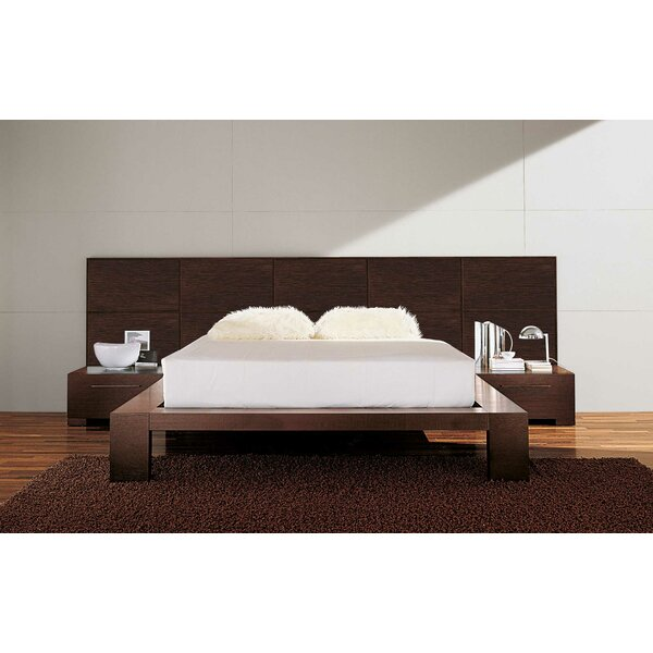 Yoko Platform 2 Piece Bedroom Set by YumanMod