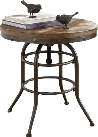 Likens End Table by Laurel Foundry Modern Farmhous
