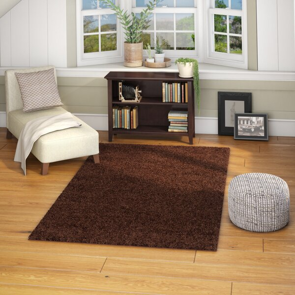 Chelmsford Brown Area Rug by Andover Mills