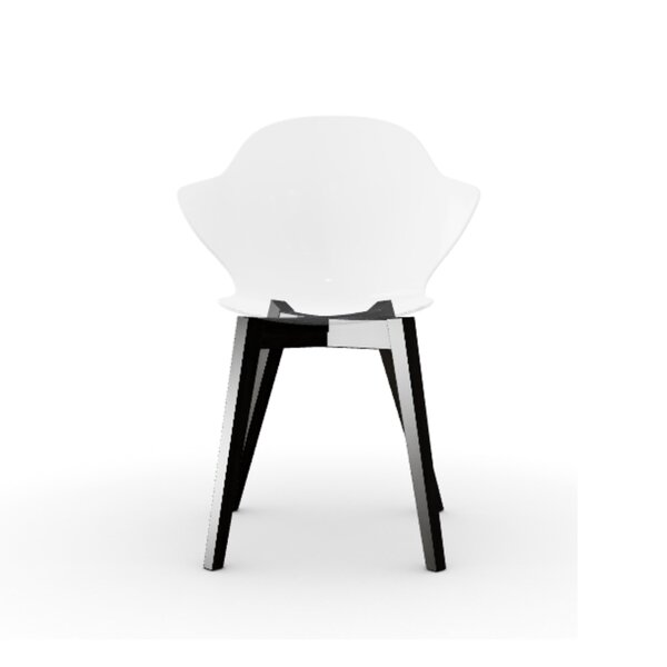 Saint Tropez Solid Wood Side Chair by Calligaris Calligaris