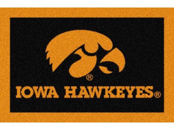 Collegiate University of Iowa Hawkeyes Mat by My Team by Milliken