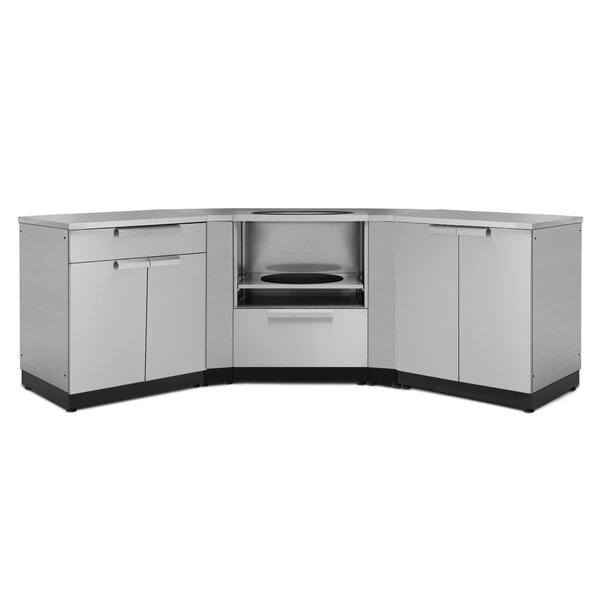 @ Kitchen 7 Piece Outdoor Bar Center Set by NewAge Products| #$4,049.99!