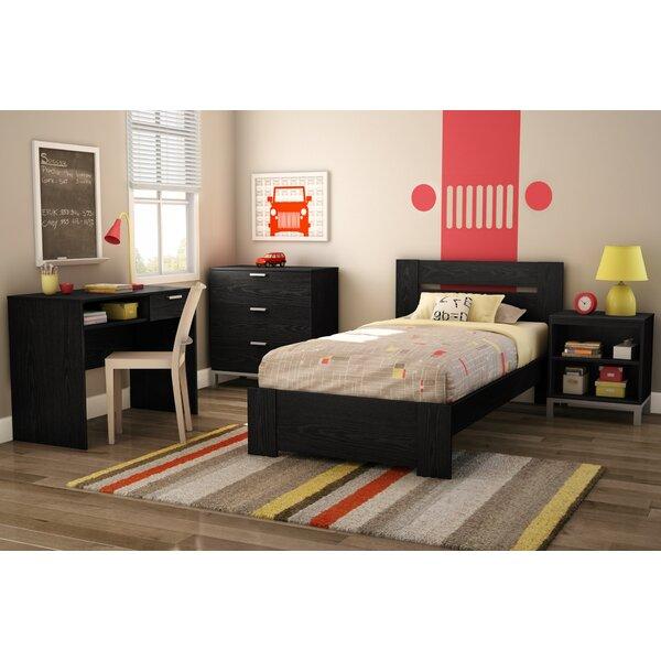 Flexible Twin Panel Configurable Bedroom Set by South Shore