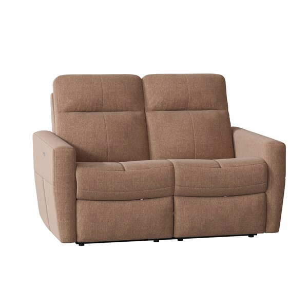 Power Design Reclining Loveseat By Palliser Furniture