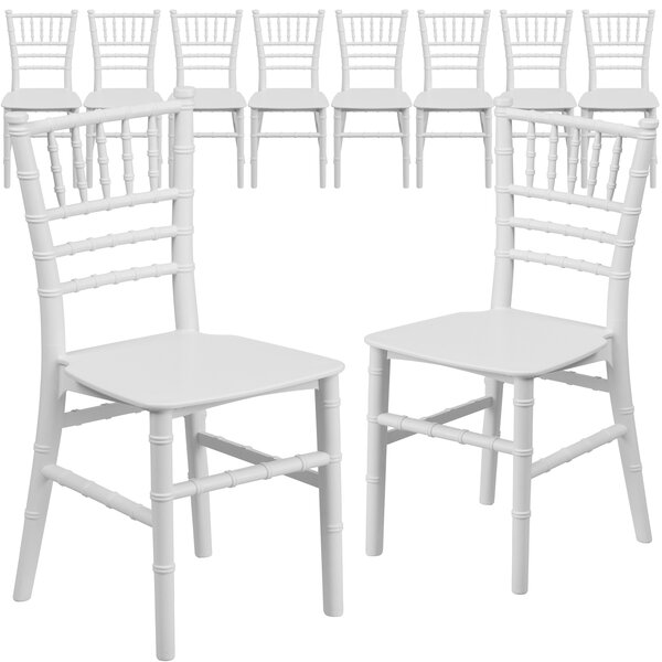Kids Chiavari Chair (Set of 10) by Flash Furniture