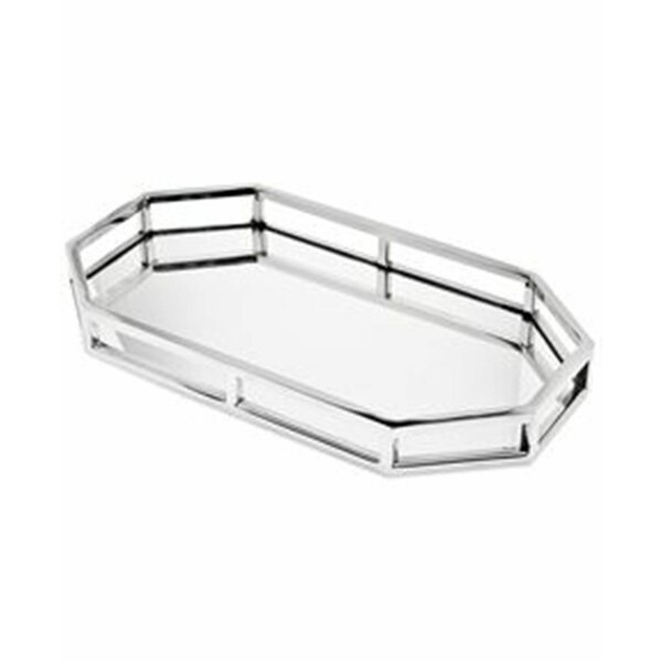 Mirror Serving Tray by Heim Concept