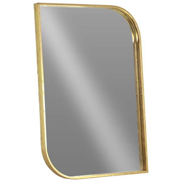 Guth Rectangular Accent Mirror by Orren Ellis