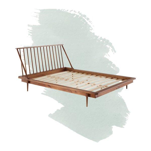 Dorinda Spindle Platform Bed by Foundstone Foundstone