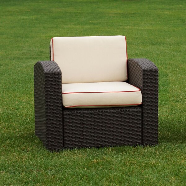 Loggins Patio Chair With Cushions (Set Of 2) By Brayden Studio