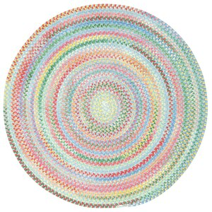 Melanie Braided Cotton Area Rug