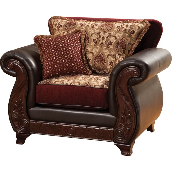 Chandra Armchair by Fleur De Lis Living