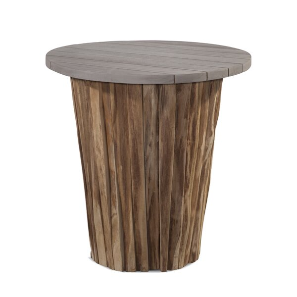 Brunswick  Solid Wood  Side Table by Braxton Culler