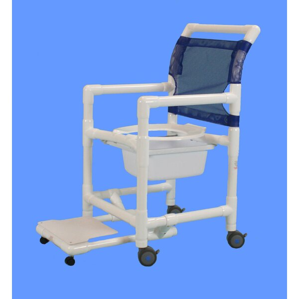 Commode Shower Chair by Care Products, Inc.