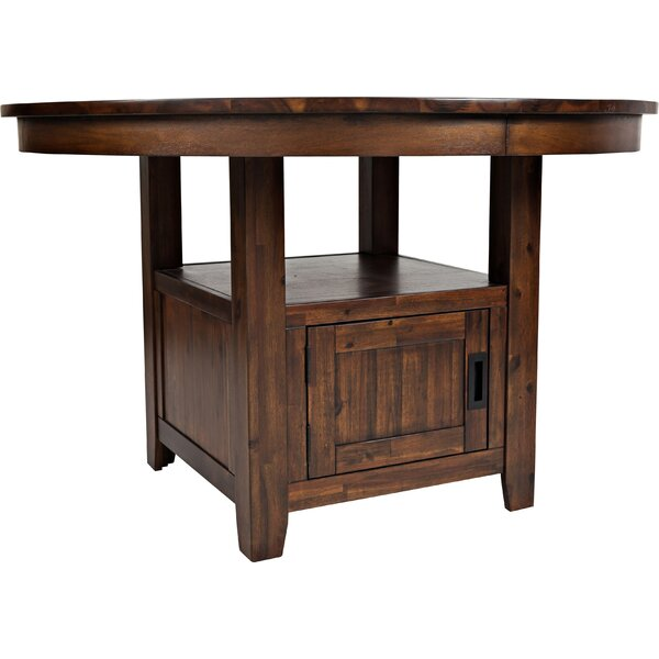 Abington Counter Height Dining Table by Three Posts