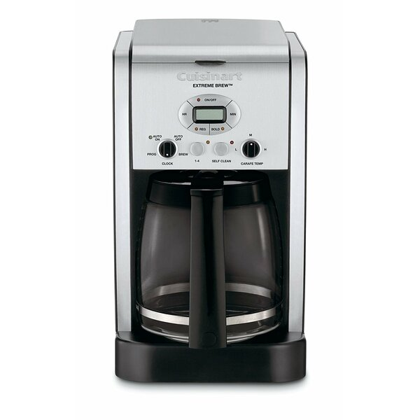 12-Cup Extreme Brew Programmable Coffee Maker by Cuisinart