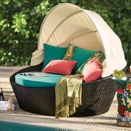 patio daybeds - Garden Furniture Loungers