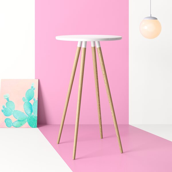 Wyatt Round Pub Table by Hashtag Home
