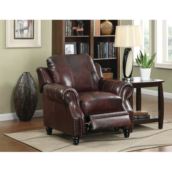 Hensley 3 Piece Leather Living Room Set by Loon Peak