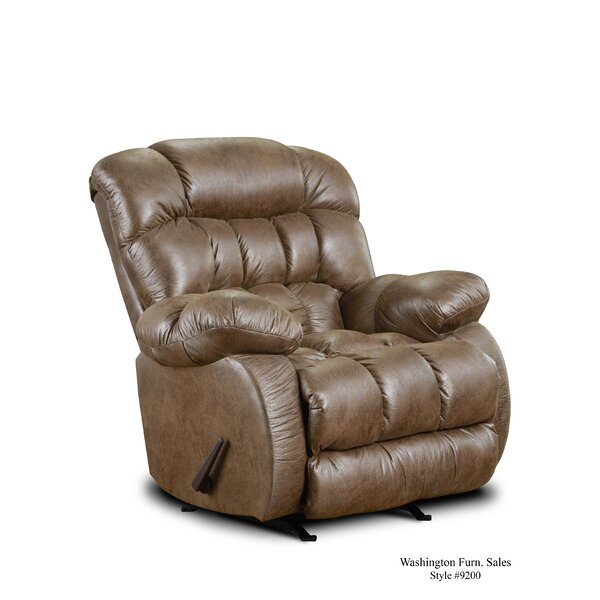 Patio Furniture Ohman Manual Recliner