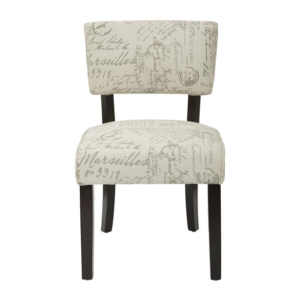 Castonguay Upholstered Dining Chair by Winston Porter