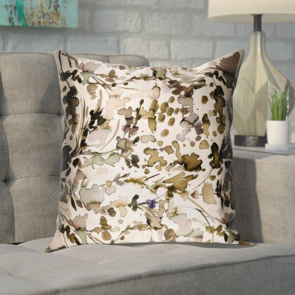 Mishler Silk Pillow Cover by Brayden Studio