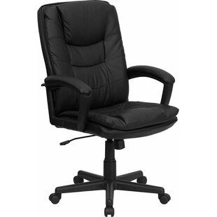 Kruger Executive Chair by Symple Stuff 2019 Sale