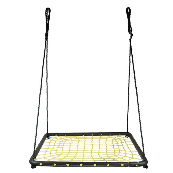 Large Spider Platform Tree Swing by Swinging Monkey Products