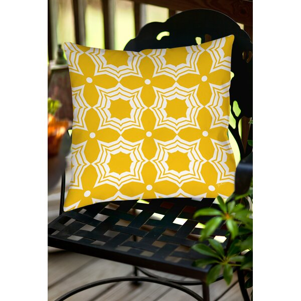 Samsel Indoor/Outdoor Throw Pillow by Latitude Run