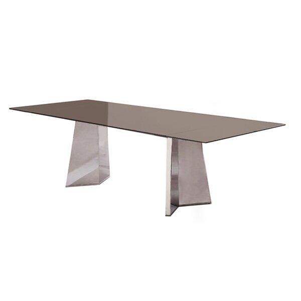 Silvia Extendable Dining Table by Bellini Modern Living