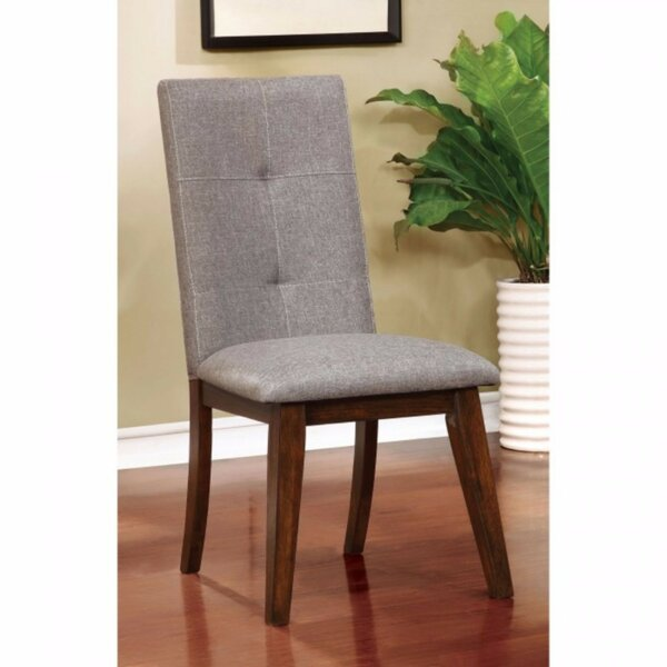 Leithgow Modern Upholstered Dining Chair (Set Of 2) By Brayden Studio