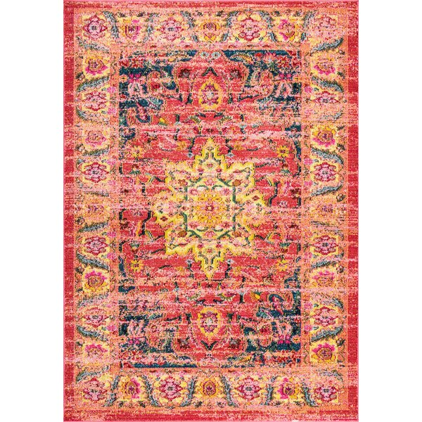 Hollowtop Multi-Colored Area Rug by Trent Austin Design