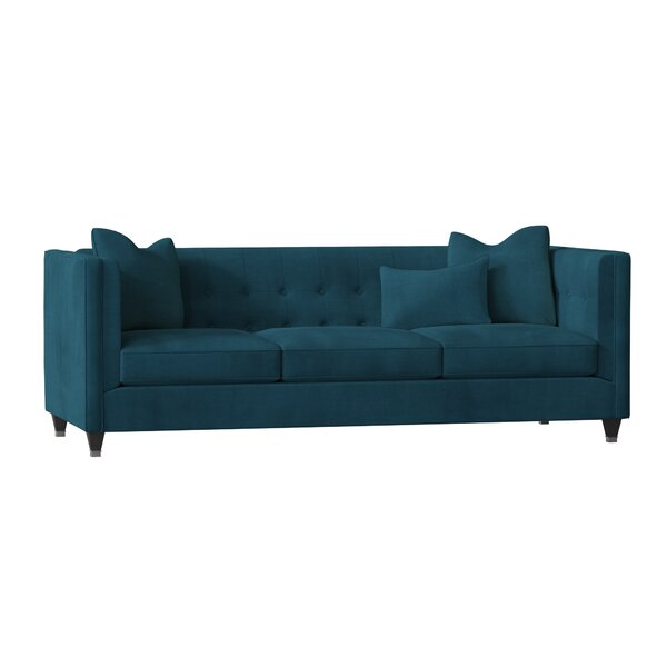 In Style Jessica Chesterfield Sofa by Wayfair Custom Upholstery by Wayfair Custom Upholstery��