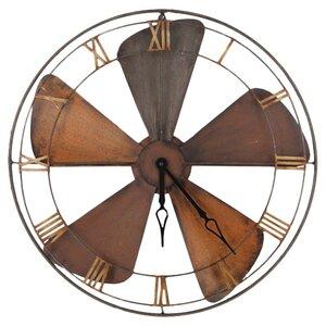 Ananke Oversized 61.5cm Auster Wall Clock