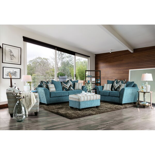 Rossie Configurable Living Room Set by Latitude Run