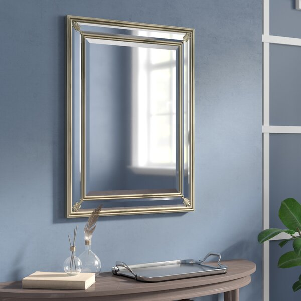Wilson Accent Mirror by Darby Home Co