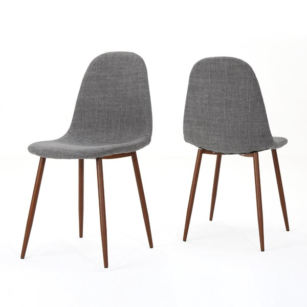 Christopher Upholstered Dining Chair (Set of 2) by George Oliver