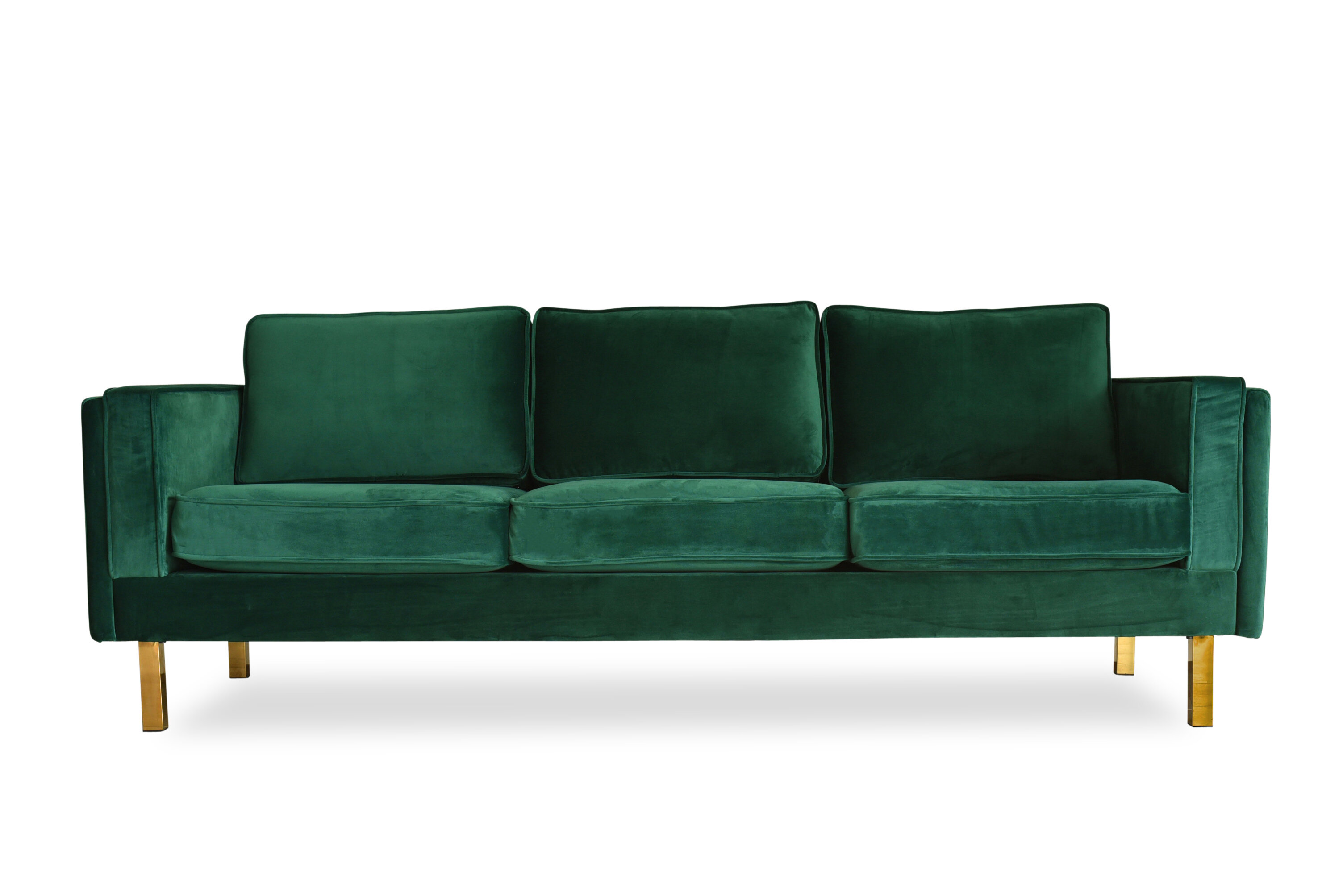 Everly Quinn Claybrooks Mid Century Modern Sofa Reviews Wayfair