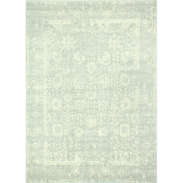 Riendeau Silver Area Rug by Lark Manor