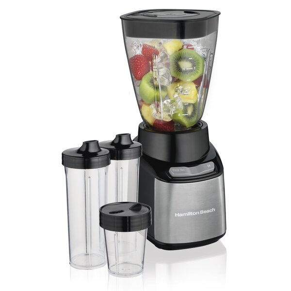 Stay or Go Multi-Jar Blender by Hamilton Beach