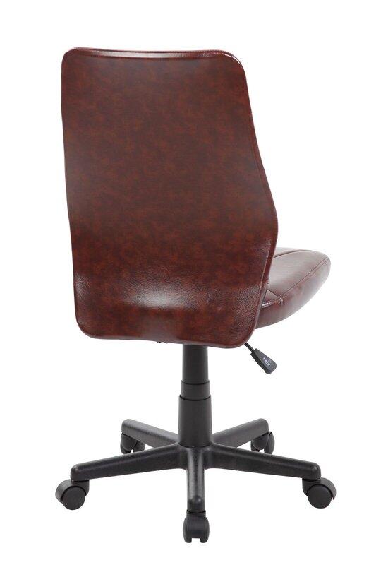 Bion Armless Mid Back Ergonomic Mesh Office Chair