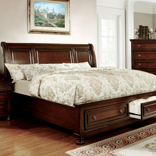 Giordano Storage Platform Bed by Astoria Grand