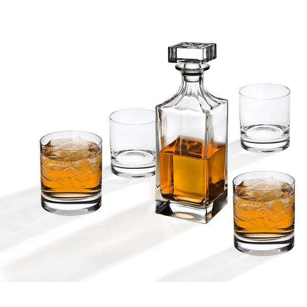 Social 5 Piece Beverage Serving Set by Godinger Silver Art Co