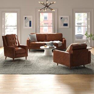 Gilmer Reclining Living Room Set by Wade Logan®