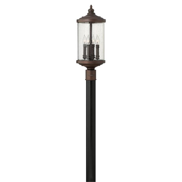Barrington Outdoor 4-Light Lantern Head by Hinkley Lighting